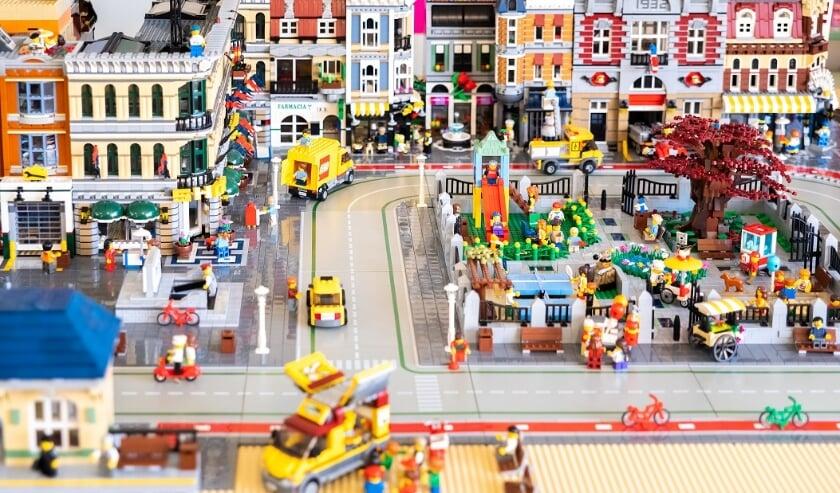 Lego Challenge Van Bibliotheek Schiedam Voor Jonge Bouwmeesters