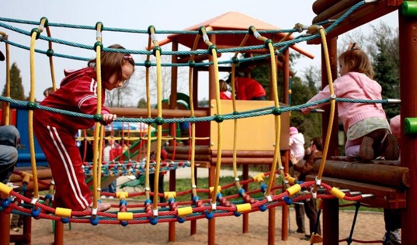 Spelende kinderen. (foto: Pixabay)