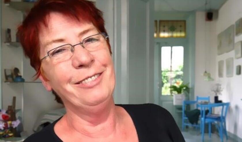 Marieke van 't Hof was avontuurlijk ingesteld.