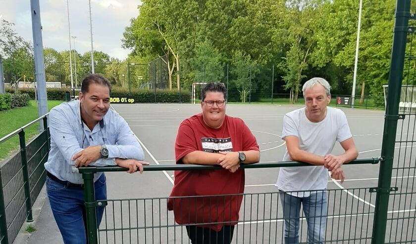 Omdat met name Van der Staay in ploegendienst werkt is gekozen voor een duo als trainer/coach bij de dames. (Foto: Privé)