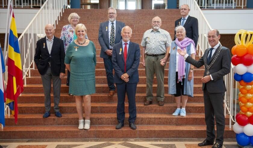 Koninklijke onderscheidingen lintjesregen 2020 Hengelo