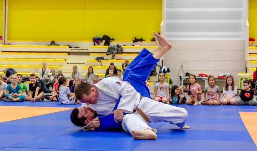 Judo Almelo gaat verhuizen naar de Schelfhorst. (Foto: Janiev Damhuis)