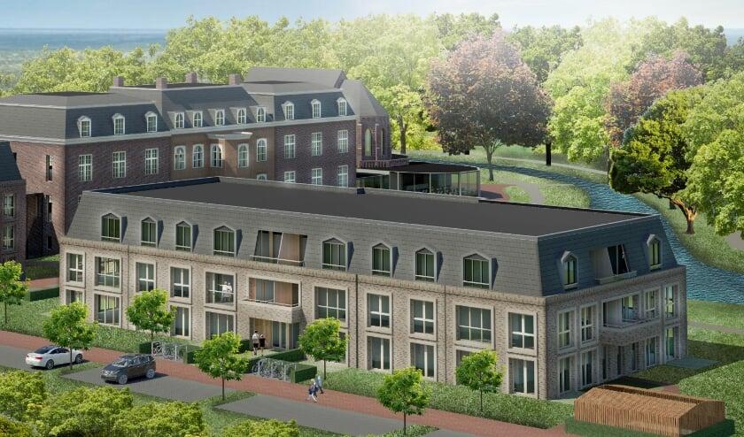 Voor meer informatie over de Residentie Groot Bijstervelt, kijk op: www.grootbijstervelt.nl/aanbod/zelfstandig-wonen FOTO: HK