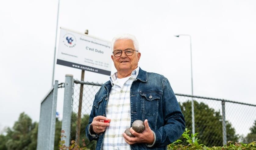 """Voorzitter Bert van Vemde: """"Laat mensen die benieuwd zijn eerst maar eens komen kijken en meedoen."""""""