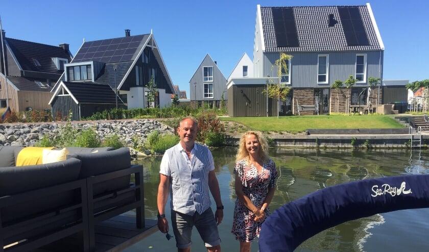"""Gert Breman en Ciëlle Koers zien hun Eilanden Challenge door corona geschrapt. """"We kunnen de 1,5 meter niet garanderen.''"""