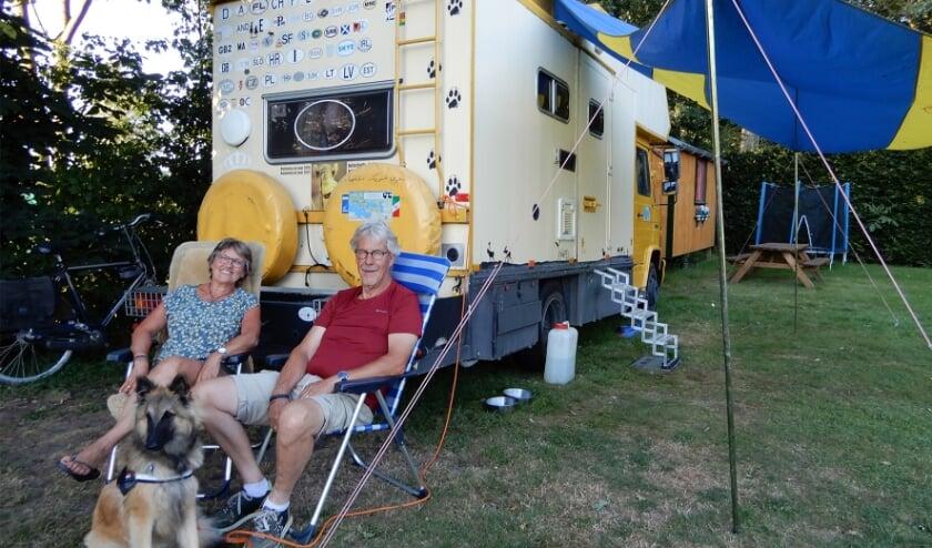 Ton en Marijke uit Dronten. Foto: Marijke Vermeulen