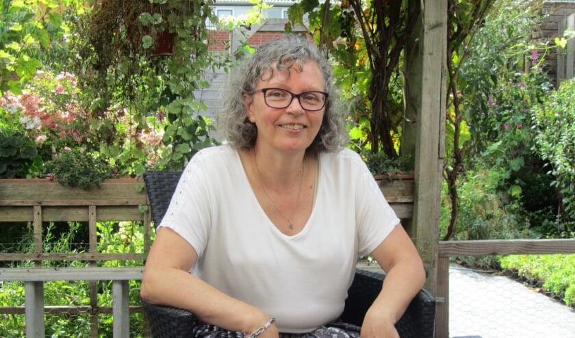 <p>Geran Rooijackers volgde vanaf haar 38e weer taal- en rekenlessen.&nbsp;</p>