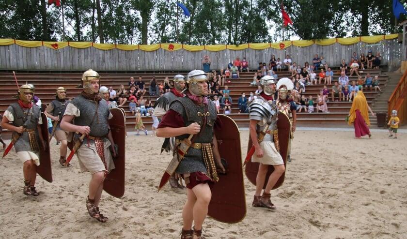 <p>Ook de Romeinse tijd kun je ontdekken tijdens de online Nationale Museumweek in Archeon.</p>