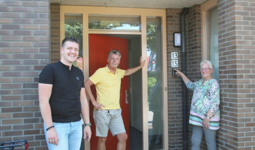 Iedereen - jong en ouder - uit de wijk Zenderpark is welkom in activiteitencentrum Zenderstein aan de Waalsingel 13-15. (Foto: Lysette Verwegen)