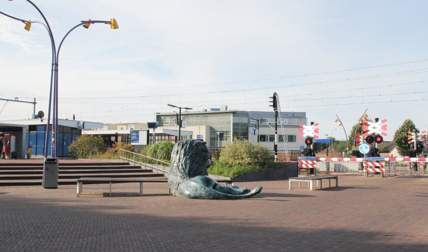 Het station in Duiven.