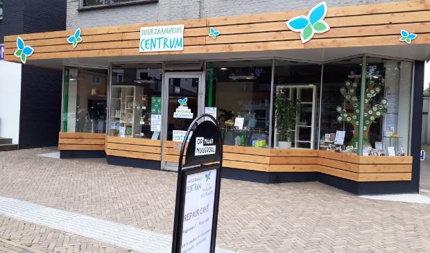 Duurzaamheidscentrum, Grotestraat 164, Nijverdal. Foto: Eigen foto © DPG Media