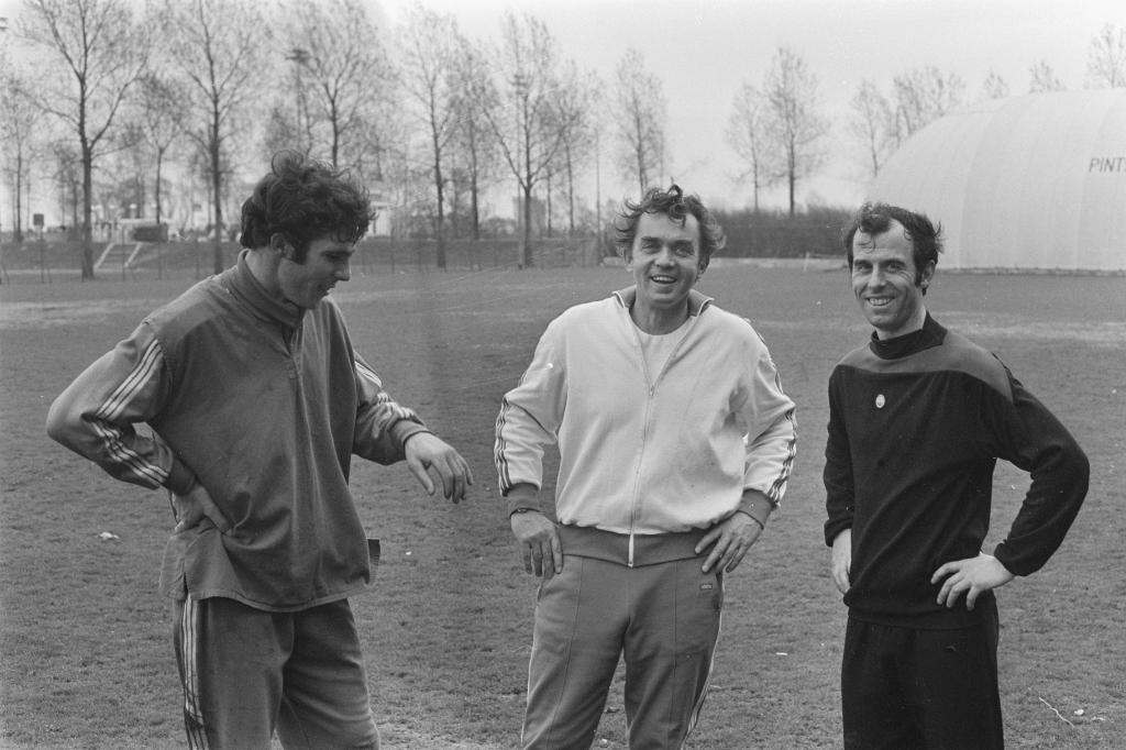 Foto: Andere Tijden Sport  © DPG Media