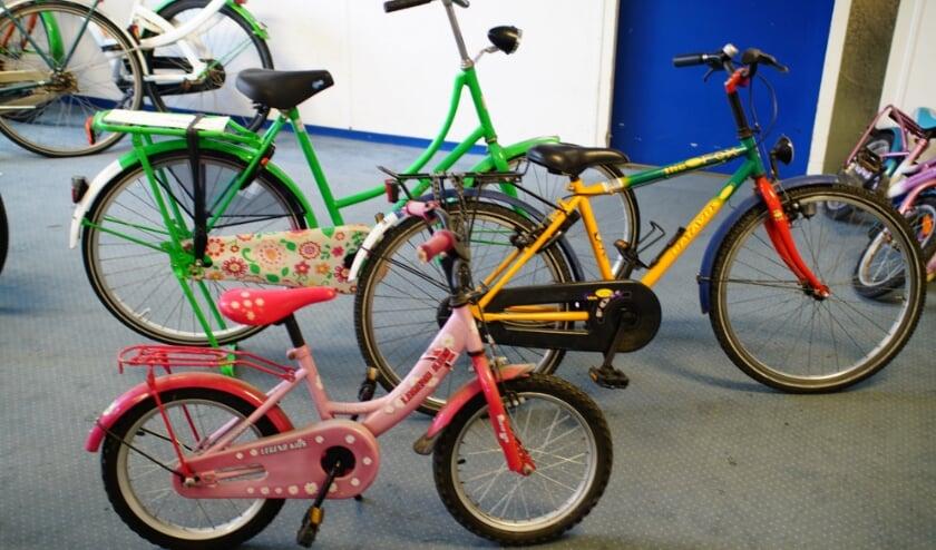 Ecoware is op zoek naar bruikbare kinderfietsen die nog best een ronde mee kunnen.