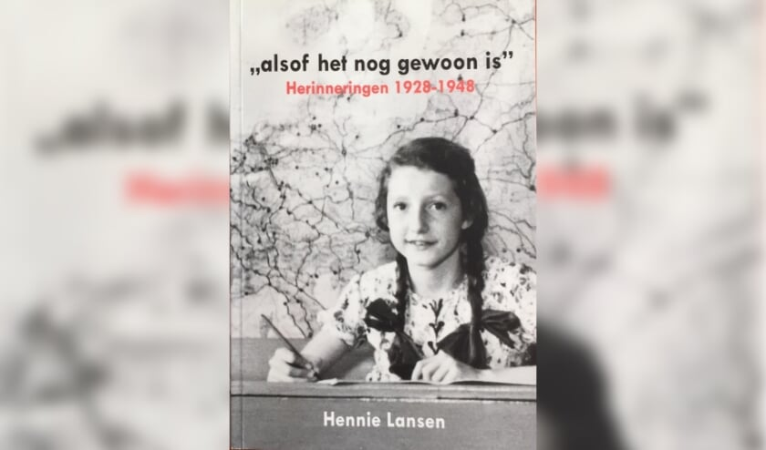 Henne Lansen vertelt over de oorlog.