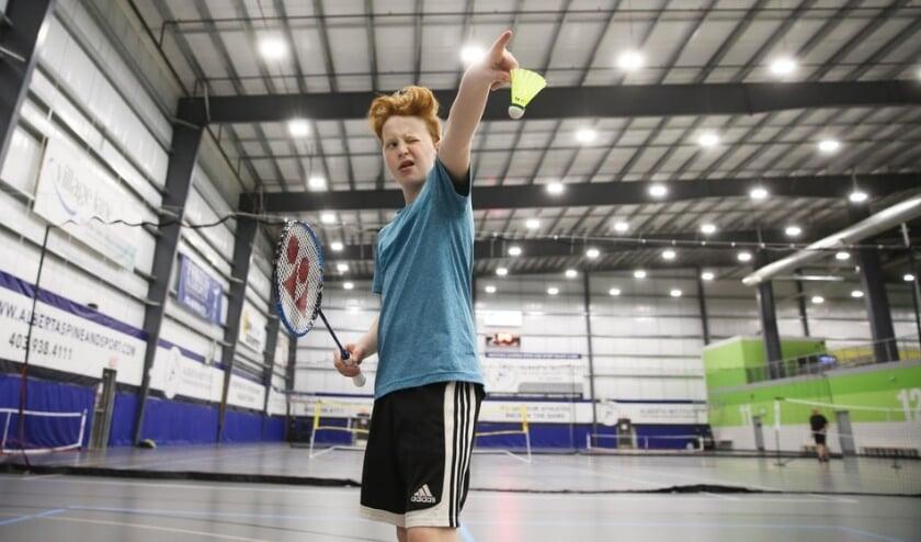 <p><strong>Dinsdag wordt, in samenwerking met BC Vianen, een badminton-clinic georganiseerd.</strong> </p>