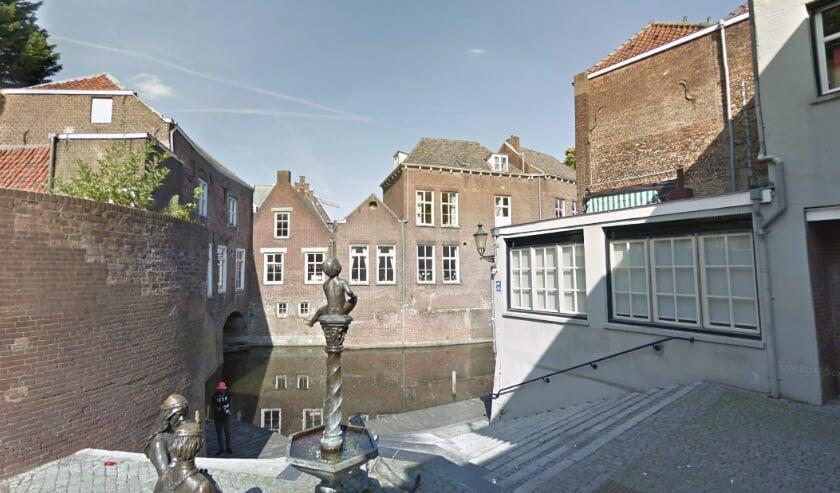 <p>Het Herman Moerkerkplein wordt komende zomer het decor van het nieuwe terras van C&eacute;.&nbsp;</p>