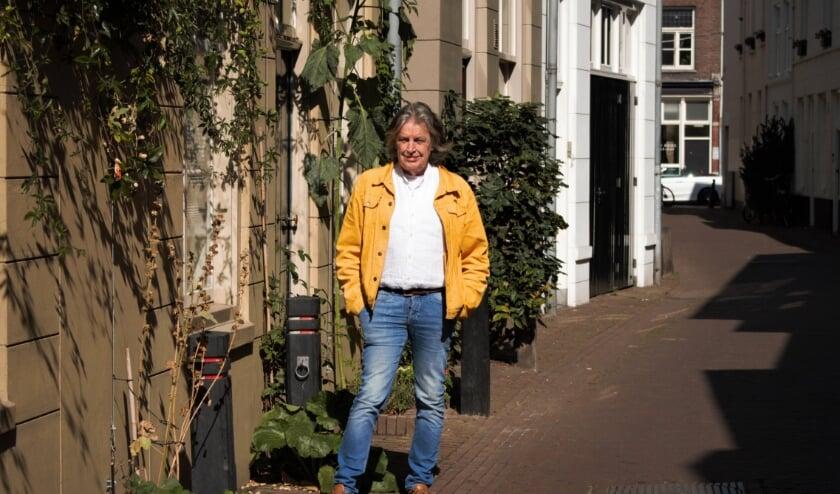 <p>Frans van Gaal is een van de schrijvers achter de nieuwe columns van Achter de Poort.</p>