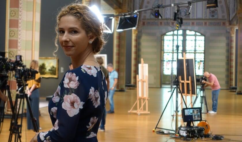 Rosa Boomsma Rotterdamse kunstenaar