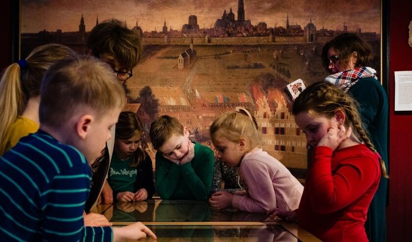 <p>De resterende 15 klassen kunnen weer terecht in Museum Stadskasteel en MuseumAtelier voor het erfgoedproject &#39;Wie wat bewaart&#39;.</p>