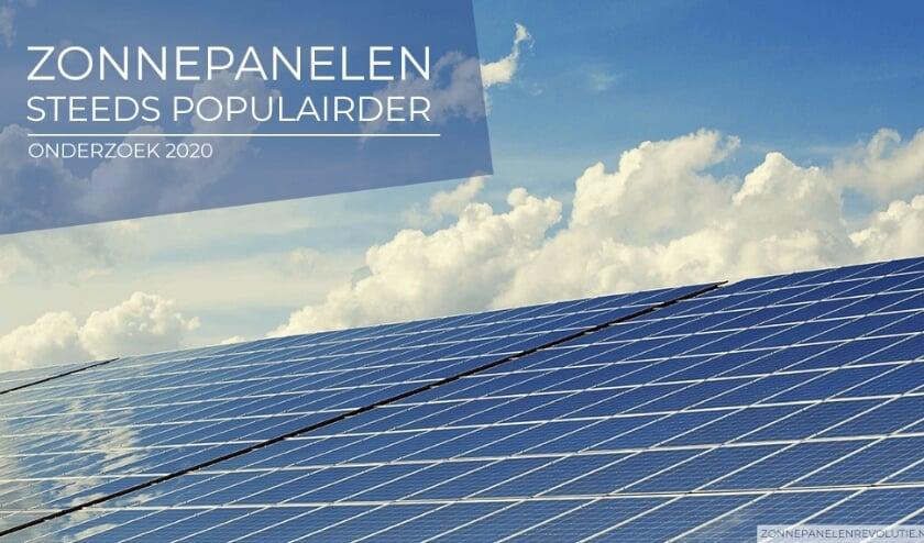 <p>Huishoudens in Schiedam produceren steeds meer zonnestroom. (Foto: Priv&eacute;)</p>