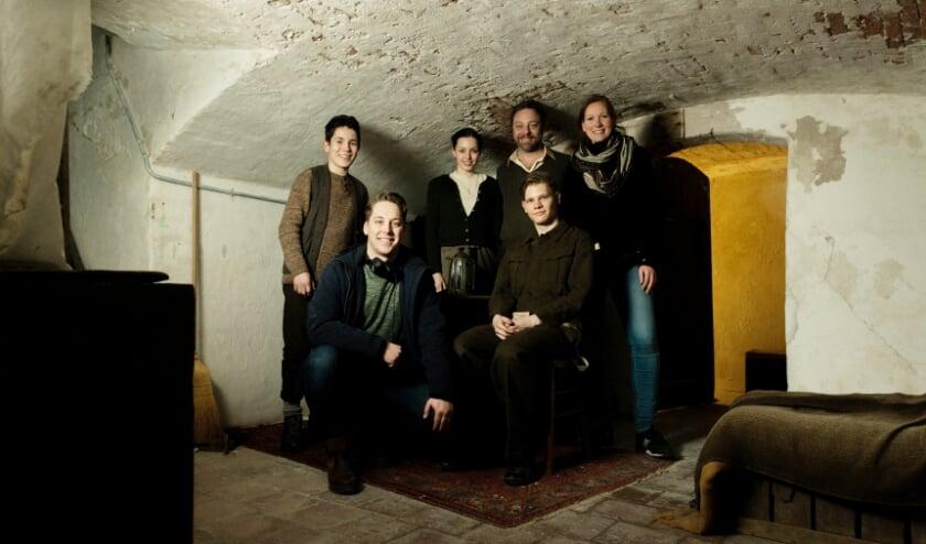 De korte Liemerse oorlogsfilm Gabriël is binnenkort in Het Musiater te zien. De toegang is gratis. (Foto: Walter Verwaal)