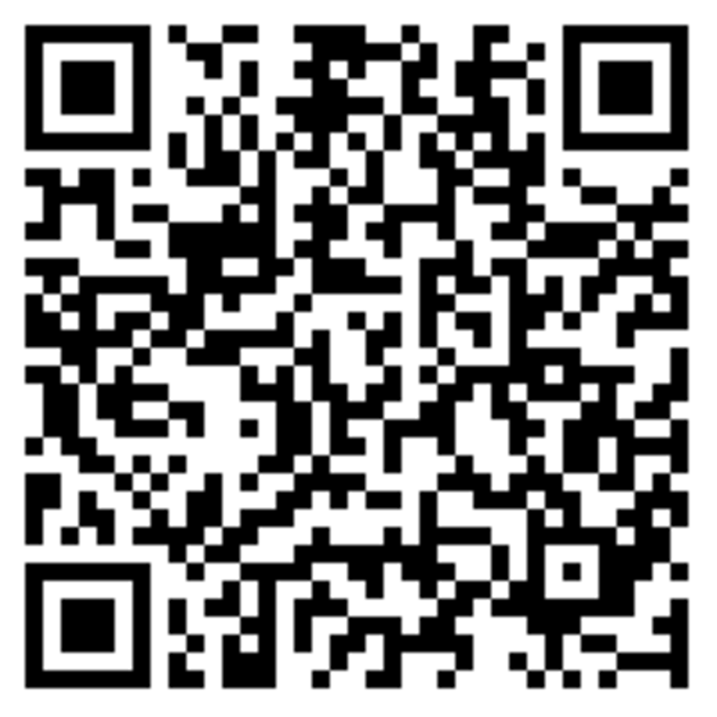 <p>QR-code naar de petitie van comit&eacute; Geen industrie Elsenerbeek.</p> Foto:  © DPG Media