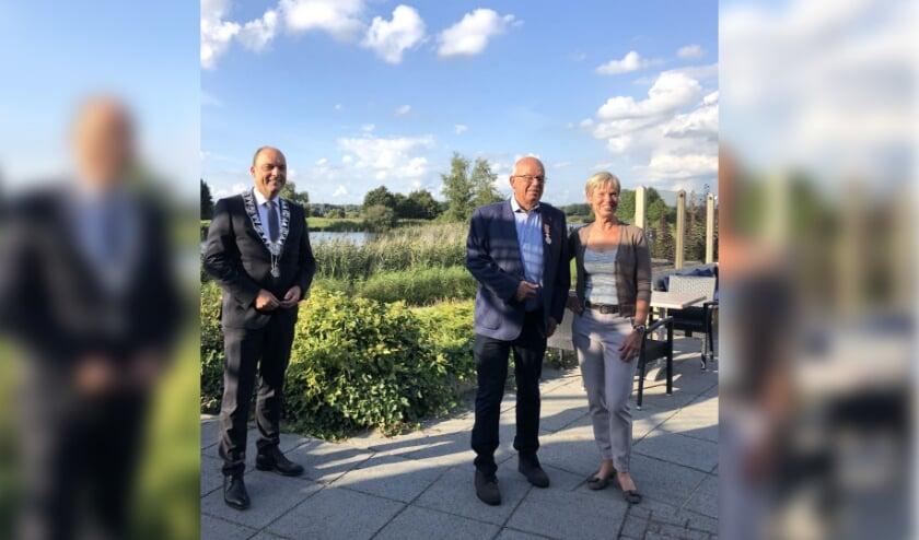 <p>In 2009 ontving Teun Bouwhuis de Erepenning van Zwolle</p>