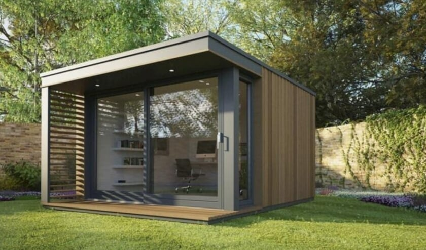 Tiny House. Foto: Pod Space (gemeente Rotterdam)