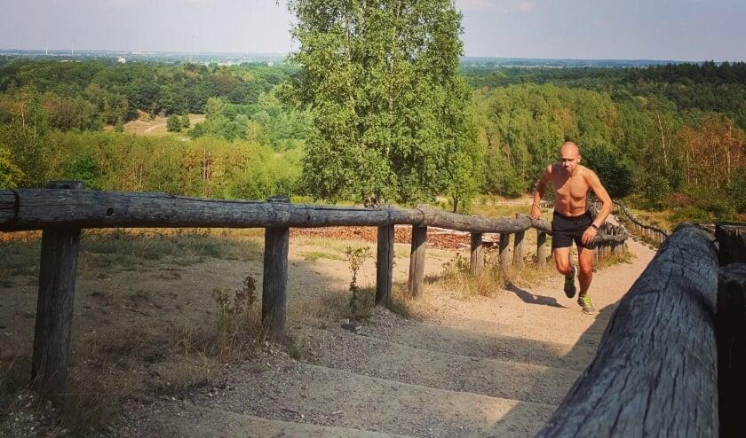 Gerard van Manen is een actieve fitnesser en hardloper. Nu zet hij zich in om zoveel mogelijk geld op te halen voor mensen met een handicap.