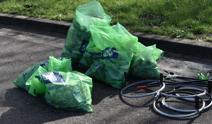 Alle inwoners kunnen op World Cleanup Day, zaterdag 19 september, aan de slag in hun eigen buurt om zwerfafval op te ruimen.