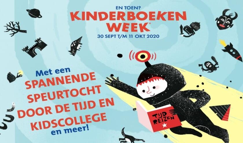 <p>Kom naar de bieb tijdens de Kinderboekenweek!</p>