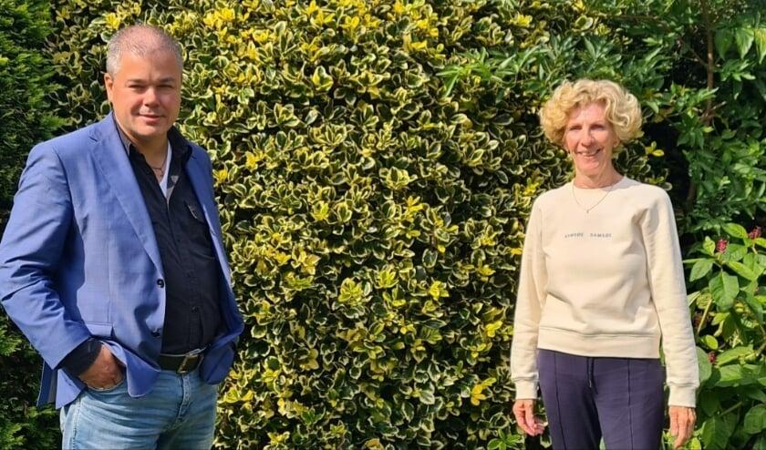 <p>Dominee Sjaak en ouderling Gea hopen op een goedbezochte kerkelijke startzondag op 21 september.</p>