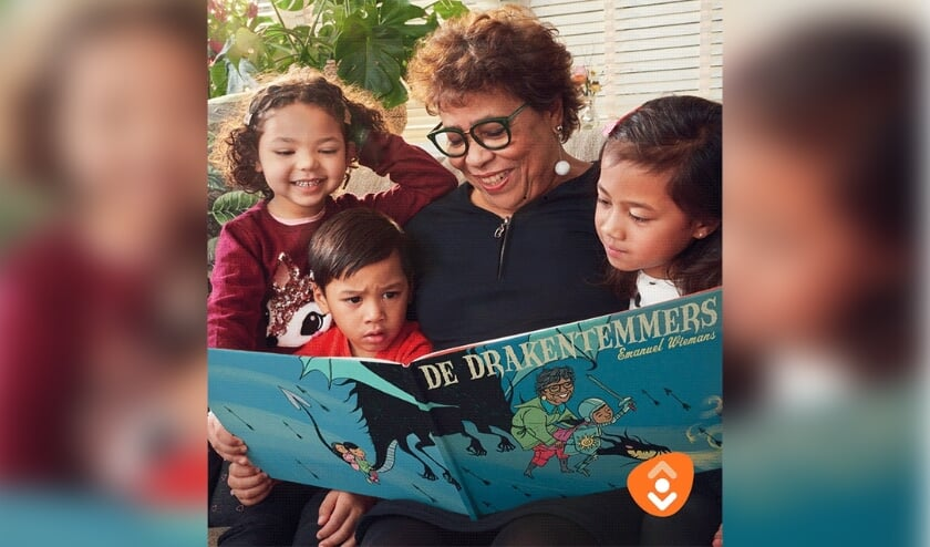 <p>In september is de campagne 'Lees voort!' van start gegaan. Ook Noraly Beyer leest graag voor. </p>