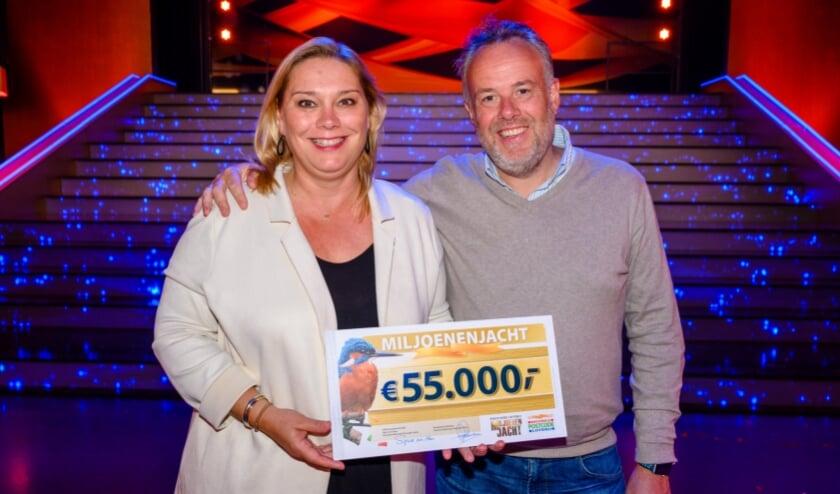 <p>De winnares uit Den Haag</p>