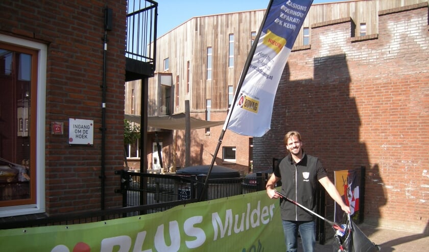 Ook FC Engelen heeft zaterdag een steentje bijgedragen aan World Cleanup Day.