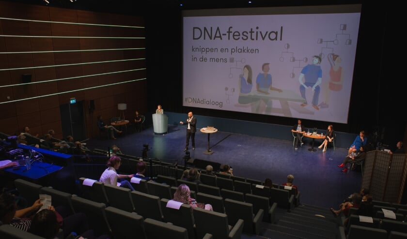 DNA-dialoog in NEMO Amsterdam
