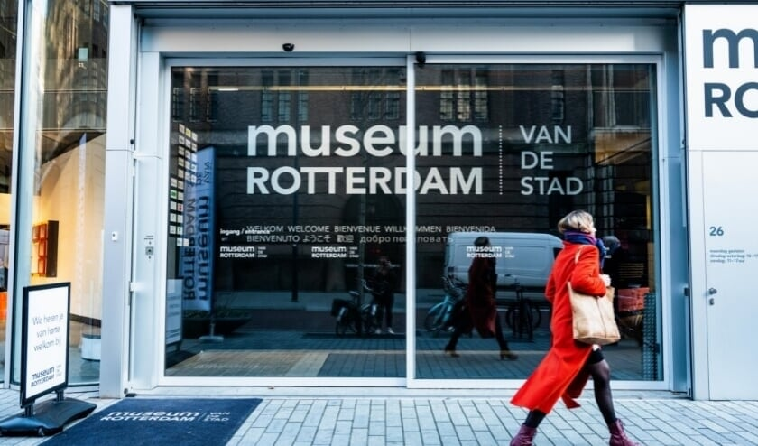 De locatie van Museum Rotterdam in het Timmerhuis gaat sluiten.