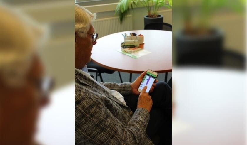 <p>Wethouder Piet van Leenen, voorzitter van de RAD: &lsquo;&rsquo;Deze app is ontzettend handig en gebruiksvriendelijk&quot;.&nbsp;&nbsp;</p>