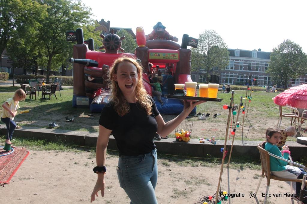 Heerlijk genieten van de nazomer Foto: Eric van Haalen © DPG Media
