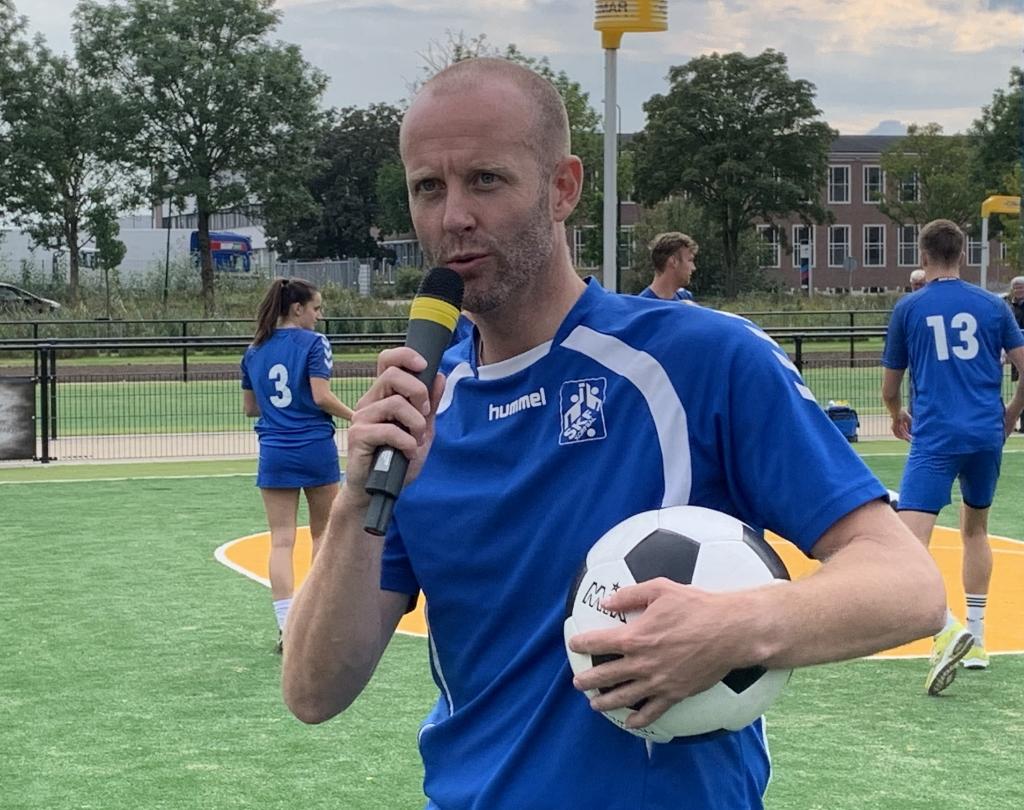 SKF-voorzitter Wouter ten Caat. Foto:  © DPG Media