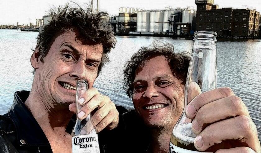 <p>Ruben Hoeke & Edgar Koelemeijer (Foto: PR)</p>