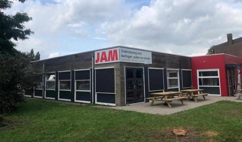 Het nieuwe pand van JAM Harderwijk