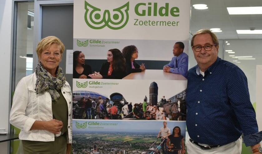 <p>Janny en Jan: &ldquo;Vrijwilligersorganisaties kunnen ieders hulp goed gebruiken. Er is vast ook plek voor jou!&rdquo; Foto: RM</p>
