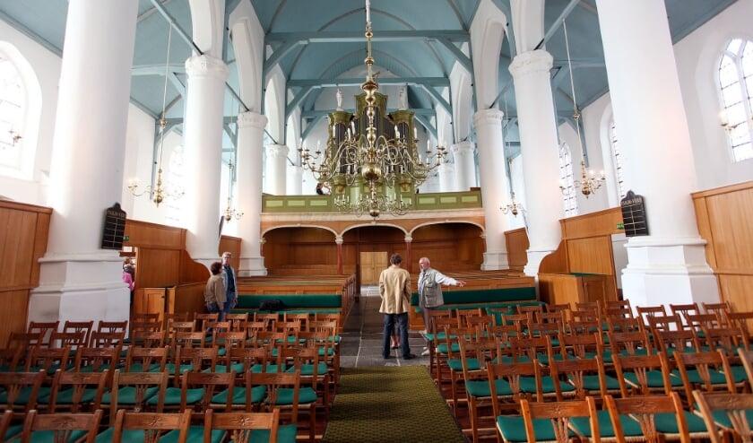 Ook de Grote of Sint-Janskerk is open voor bezichtiging. Maar er is veel meer te doen in de stad. (Foto: archief Paul van den Dungen)