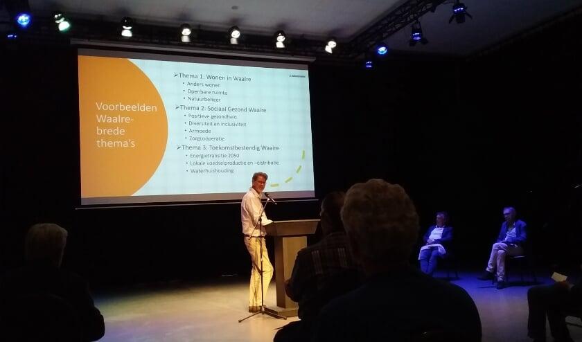 <p>Maarten van der Sande aan het woord.&nbsp;</p>