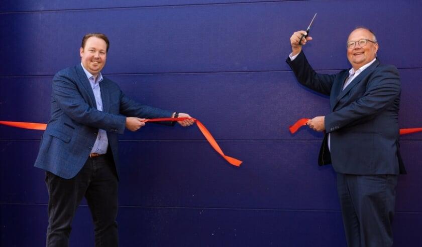 Opening van de Warmtebaan Enschede. (Foto: PR)