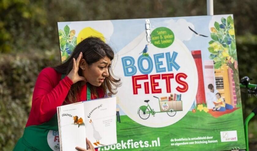 <p>De Boekfiets. (Foto: Priv&eacute;)</p>