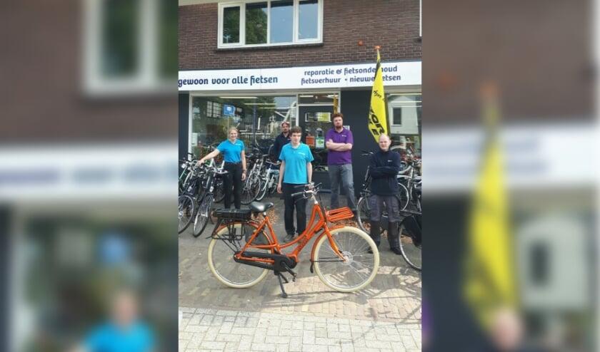 <p>Aan de Putterweg is een werknemersco&ouml;peratie gevestigd van fietsenmakers.&nbsp;</p>