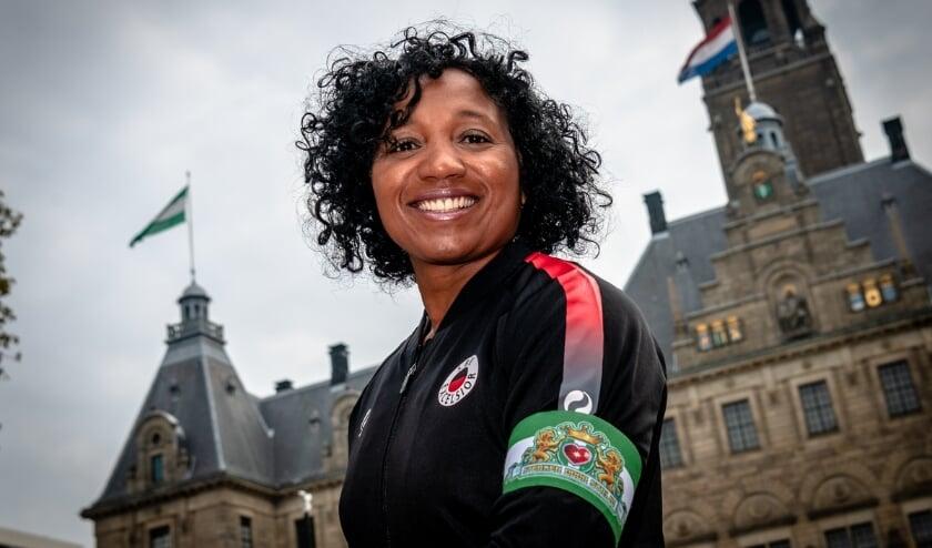 Deborah Gravenstijn. (Foto: Jan Kok)