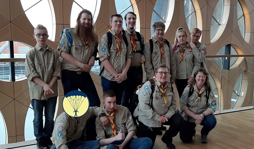 Vrijbuiters Scouting JMC